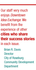 Downtown Idea Exchange